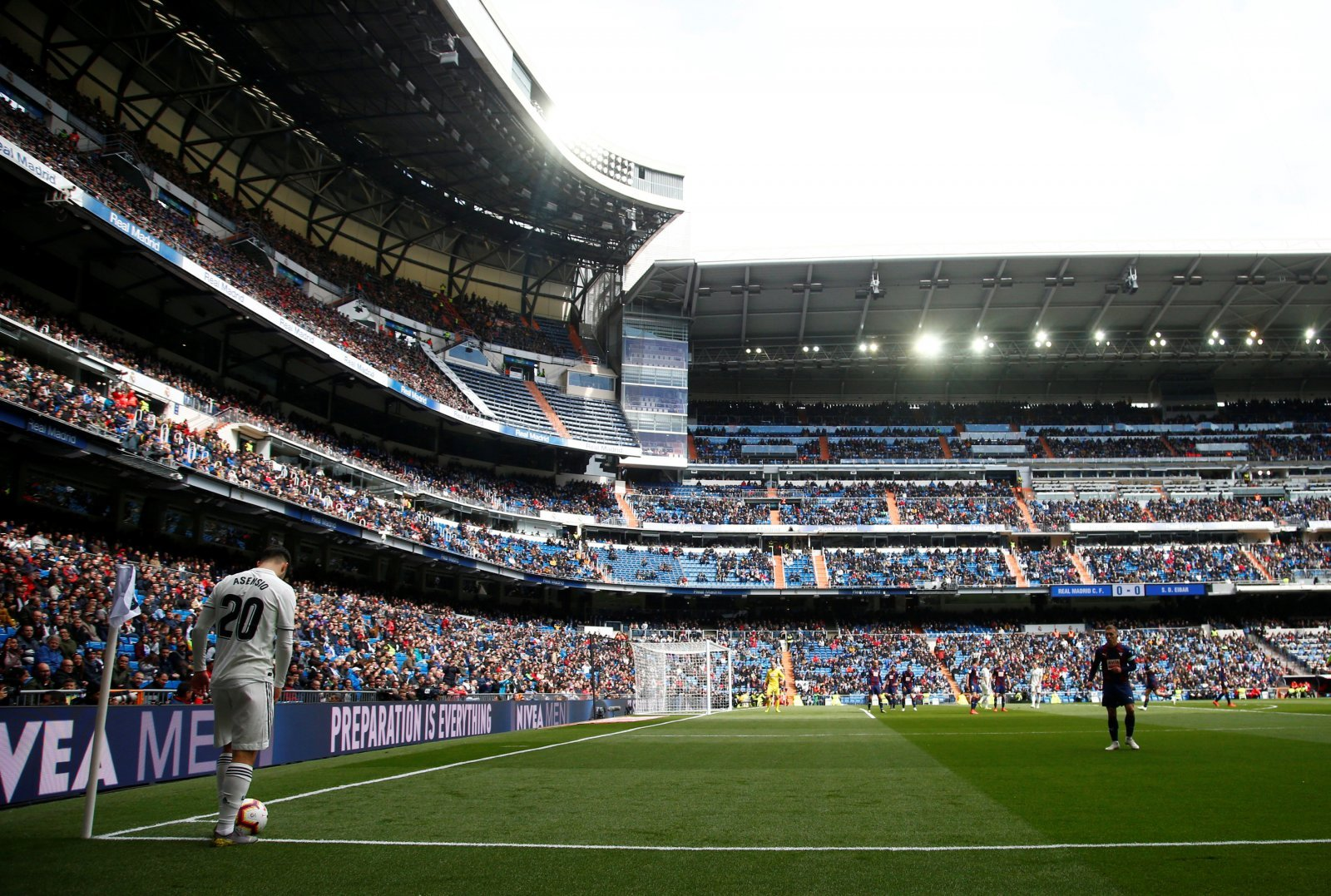 Real Madrid to put fans first as they reveal match-day