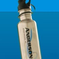 Anderson Water Systems Inc water bottle