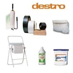 Articoli per l'imballagio e pulizia