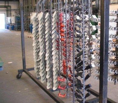 trattamenti dell'alluminio