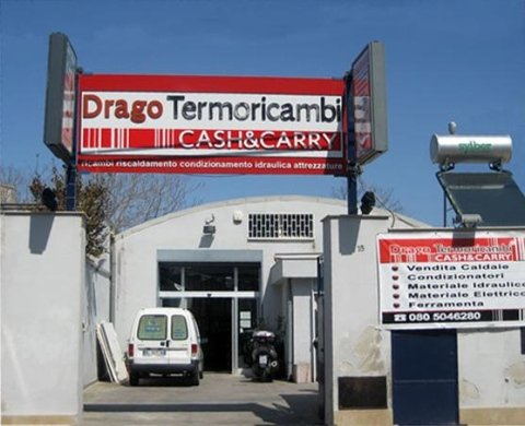 azienda drago termoricambi