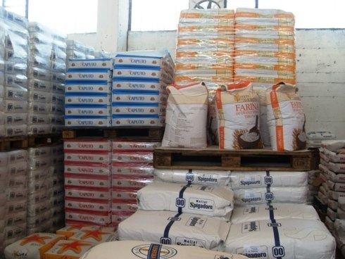 vendita farina ingrosso, vendita farine dettaglio, farine panifici
