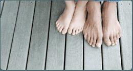cura del piede