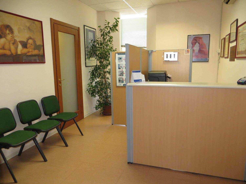 Interno dello studio dentistico