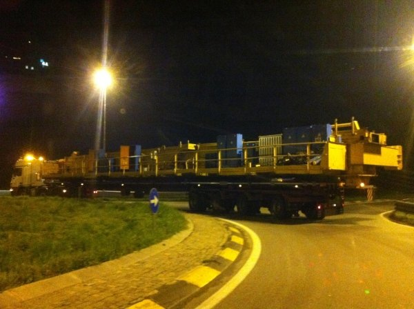 trasporti ingombranti notturni