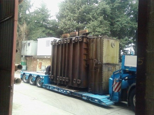 trasporti ingombranti provincia Lecco