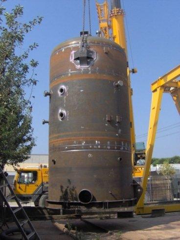 Oil&Gas vessel
