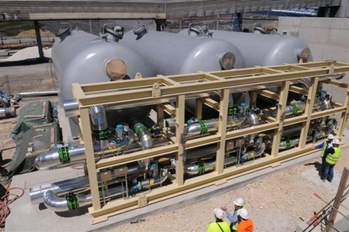 skid water treatment