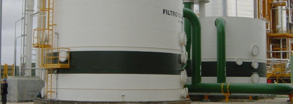 filtri per depurazione