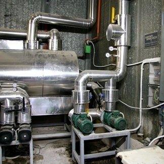 impianti di filtrazione aria