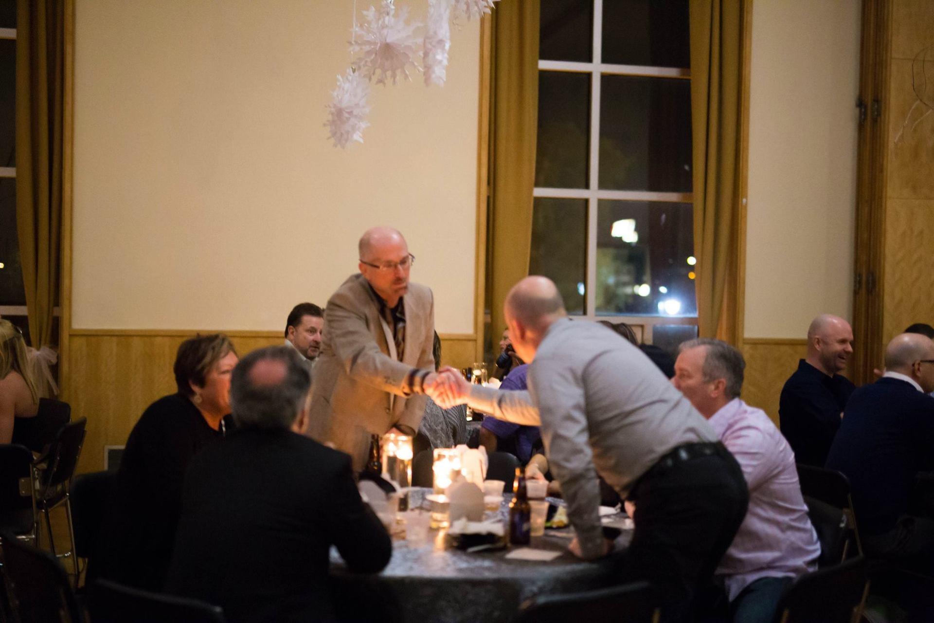 Winter Blues Dinner and Fundraiser