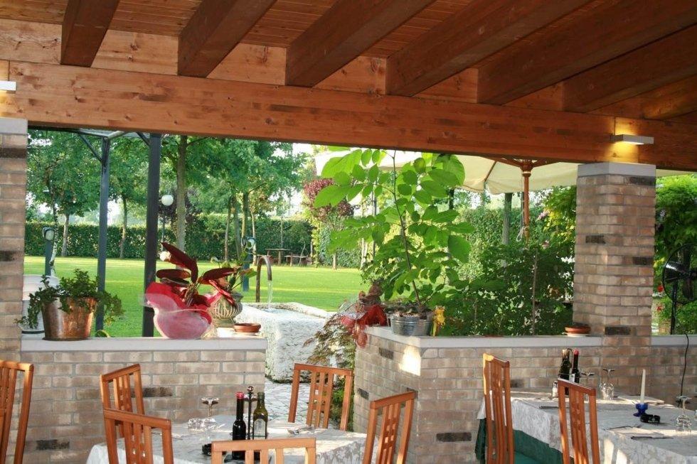 tavoli veranda