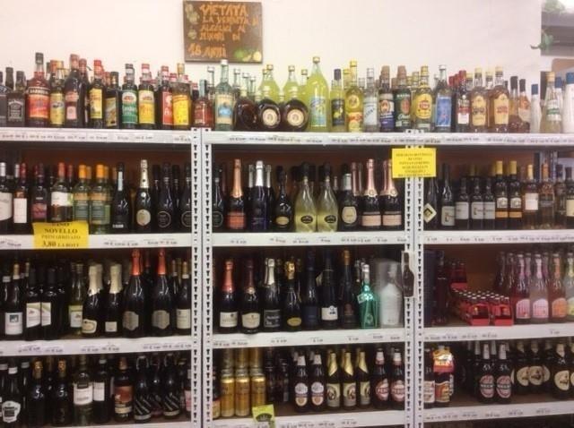 vendita vini e birre