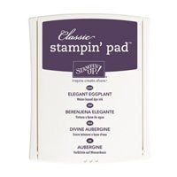 Elegant Eggplant Classic Stampin' Pad