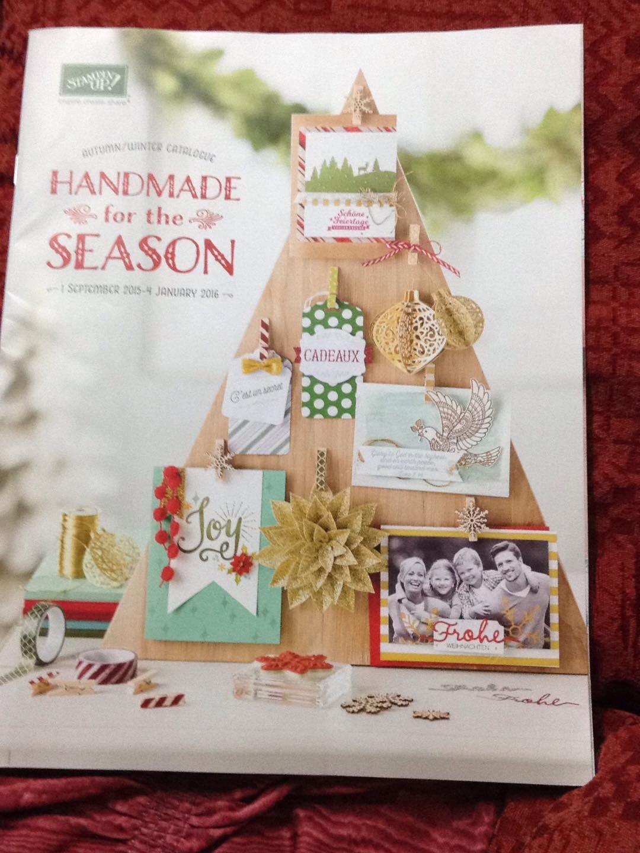 handmade for all the season card