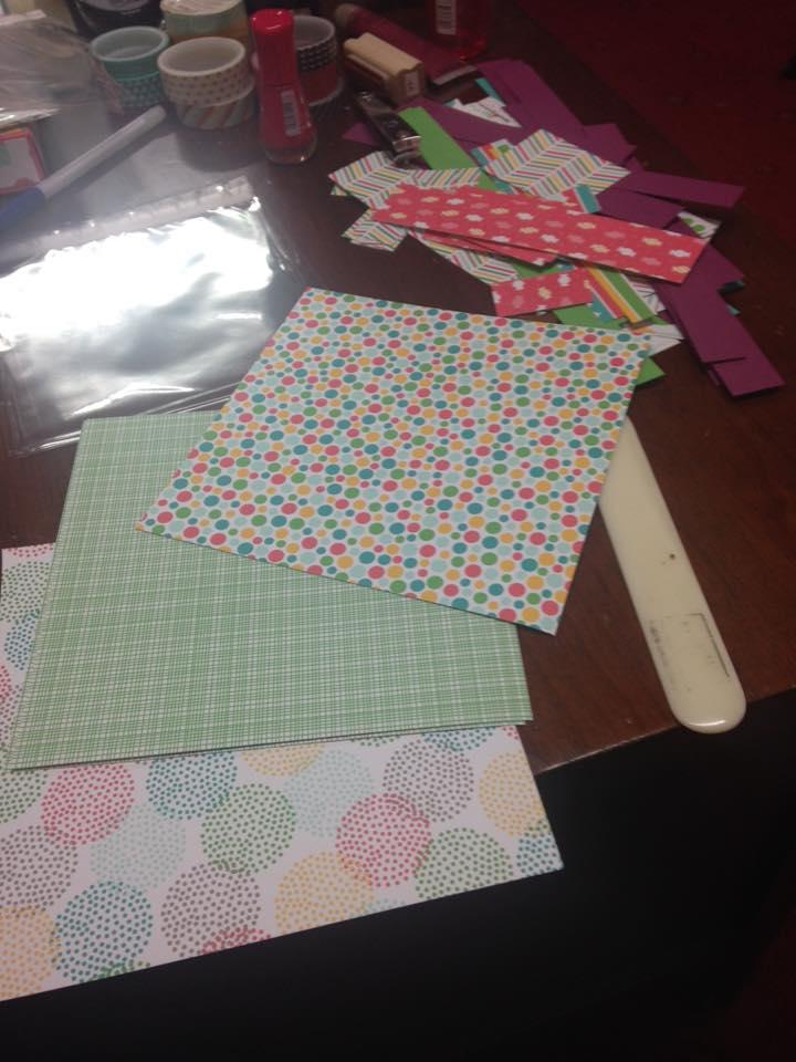 card making material