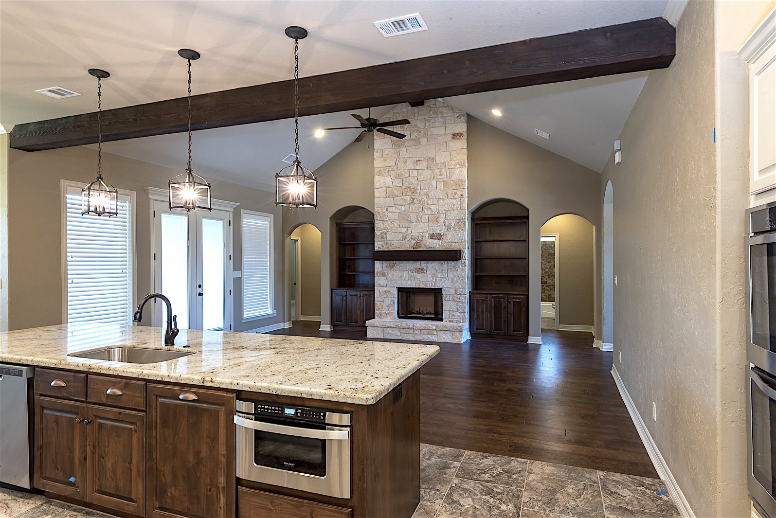 Custom Home Builders College Station, TX