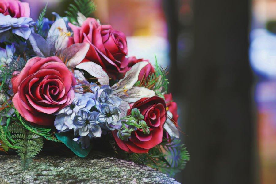 fiori per defunti