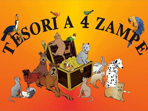 TESORI A 4 ZAMPE srl-LOGO
