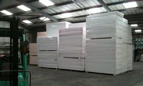Insulation supplies