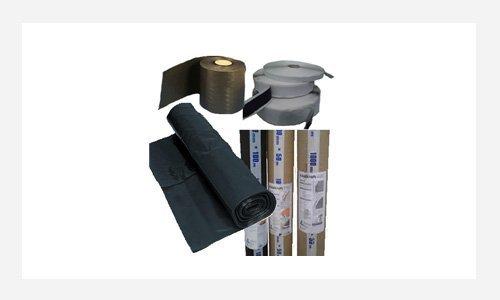 Groundwork insulation