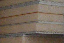 Extruded Polystyrene Insulated Plasterboards 2400 x 1200: