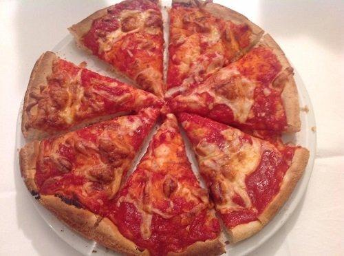 pizza tagliata