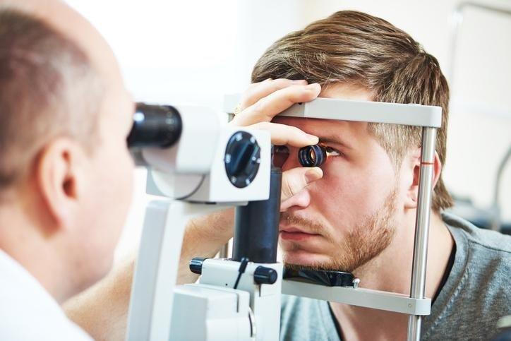 Glaucoma Cronico
