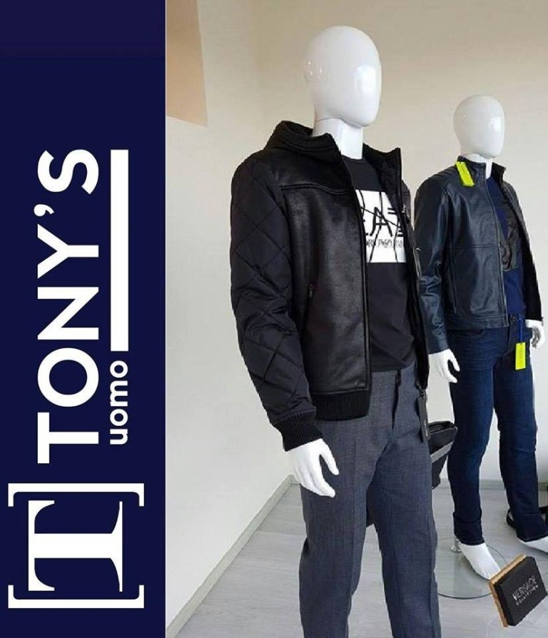 giacche e giubbotti uomo