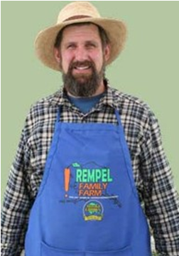 Rempel Family Farm owner - Mark Rempel