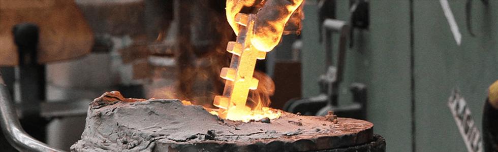 Fonderie d'acier