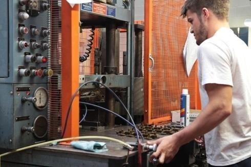 Gießerei und Stahl-Feinguss