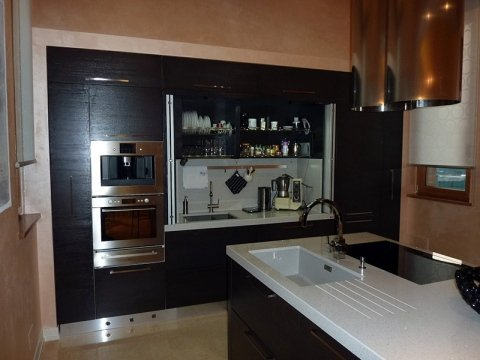 fitted kitchen production