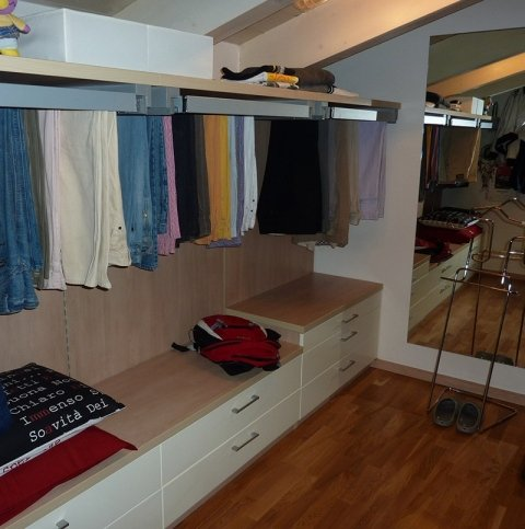 fitted wardrobe unit design