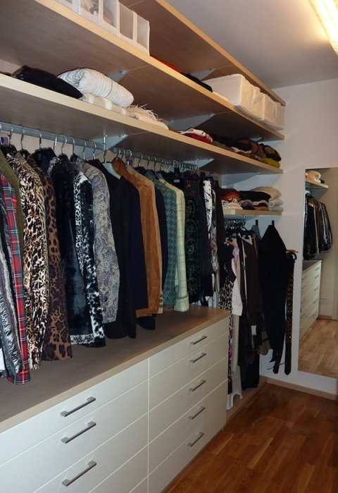 fitted wardrobe production