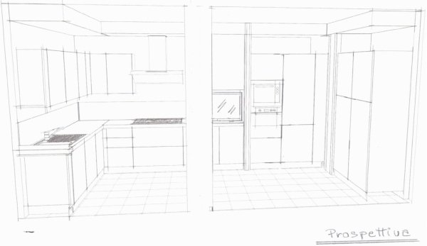 fitted kitchen project