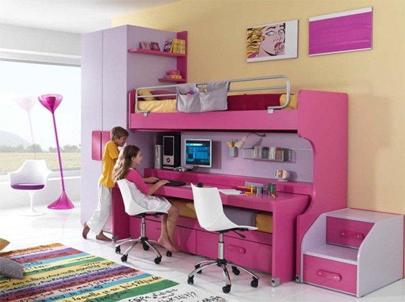 продажа детских спален