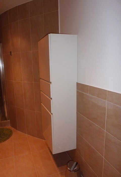 fitted bathroom furniture design