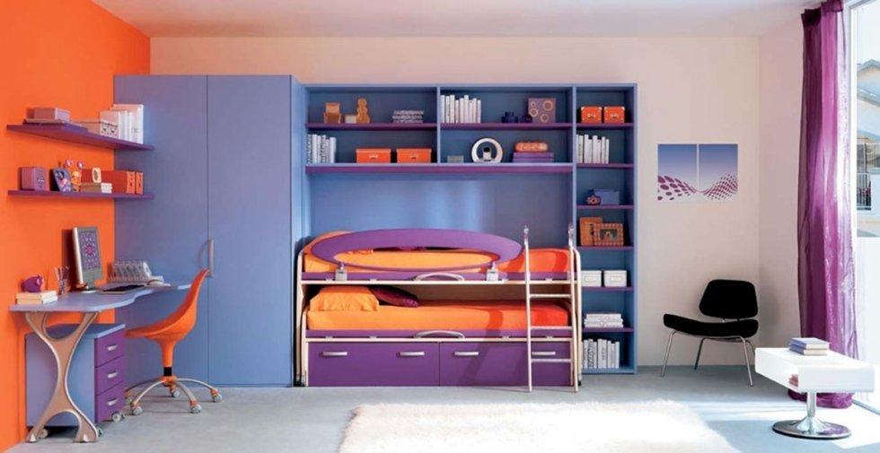 продажи современных детских спален
