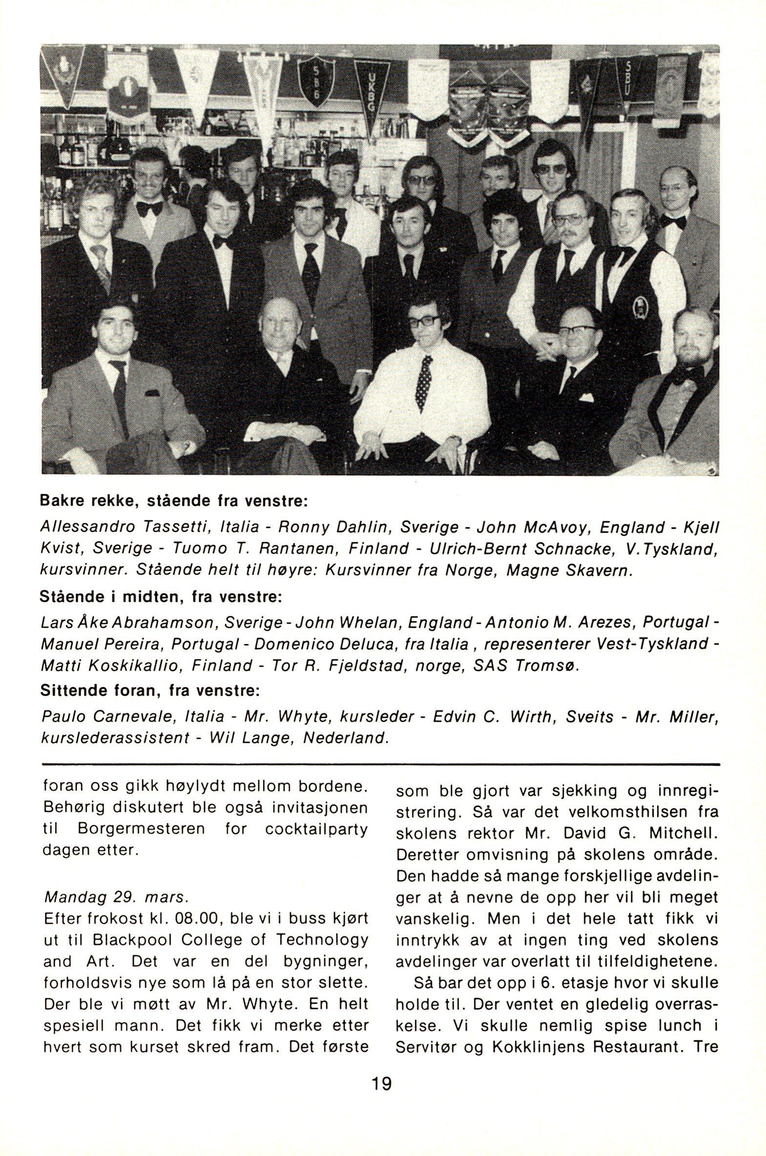 NB 1976 ÅRGANG 1 | Nr. 1 | Side 19