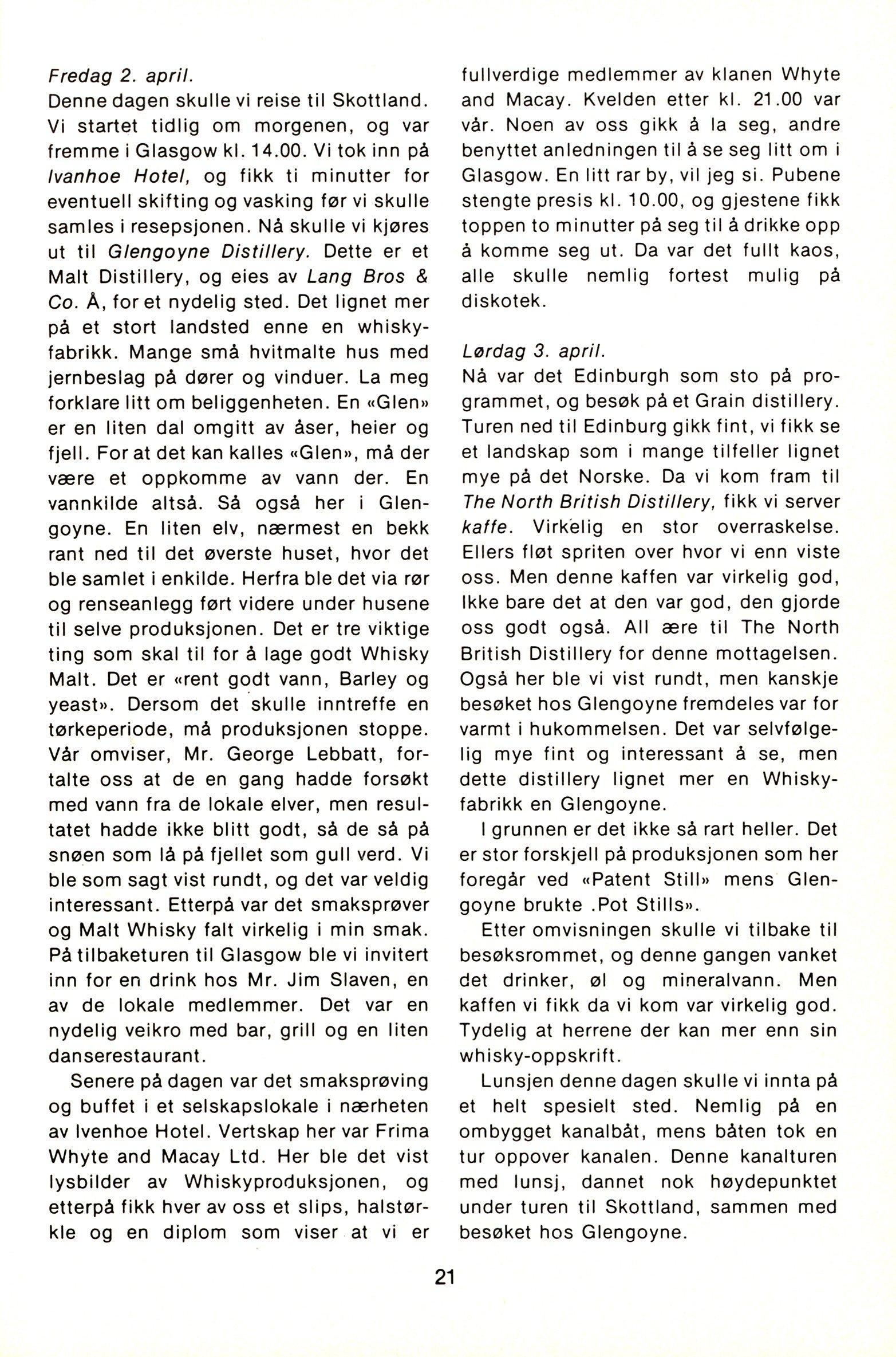 NB 1976 ÅRGANG 1 | Nr. 1 | Side 21