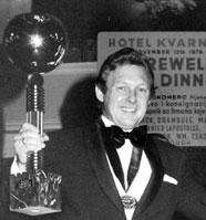 NBF | IBA Verdensmester i drinkmiksing 1979 Svein Aage Jonsbråten