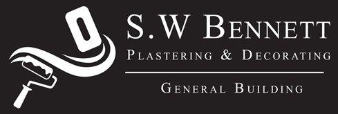 Steve Bennett Plastering logo
