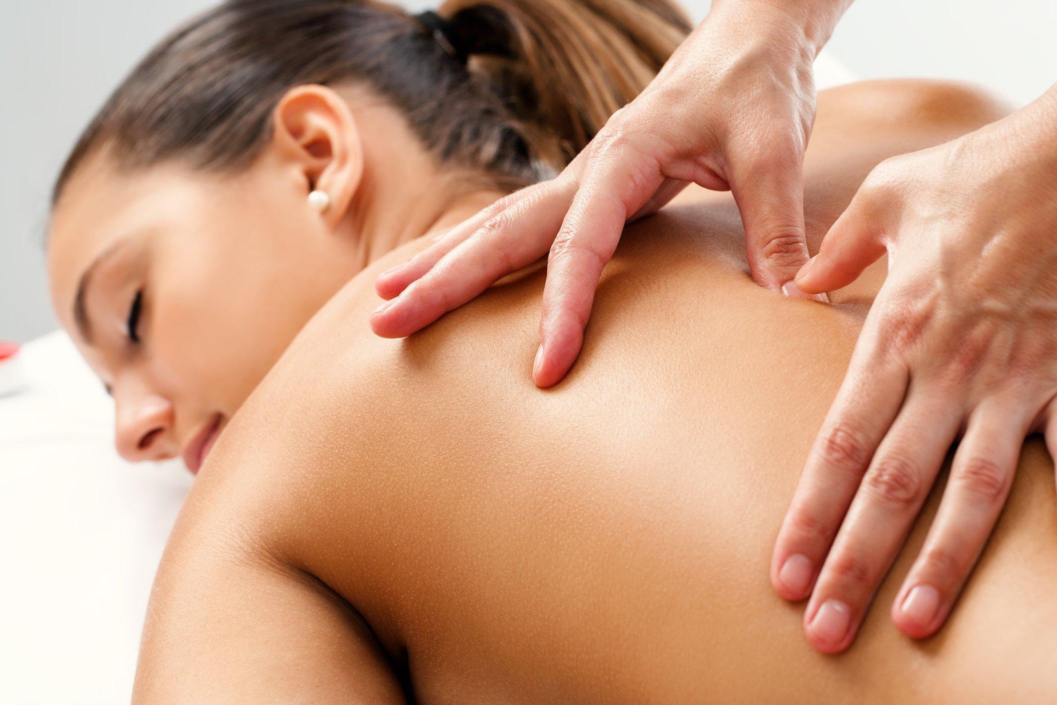 Massage Therapy Greenville, SC