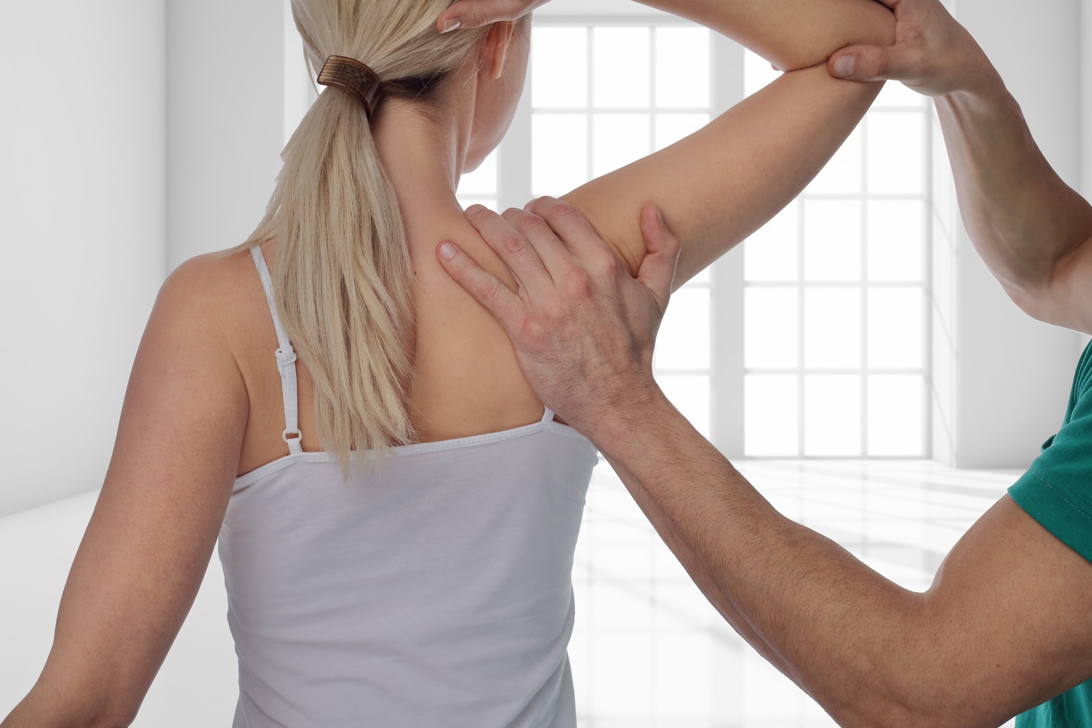 Physical Therapy Greenville, SC
