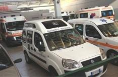 Servizio ambulanze