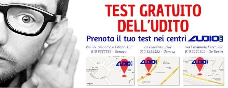 test gratuito udito