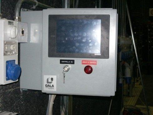 Un pannello mobilizzatore con touch screen
