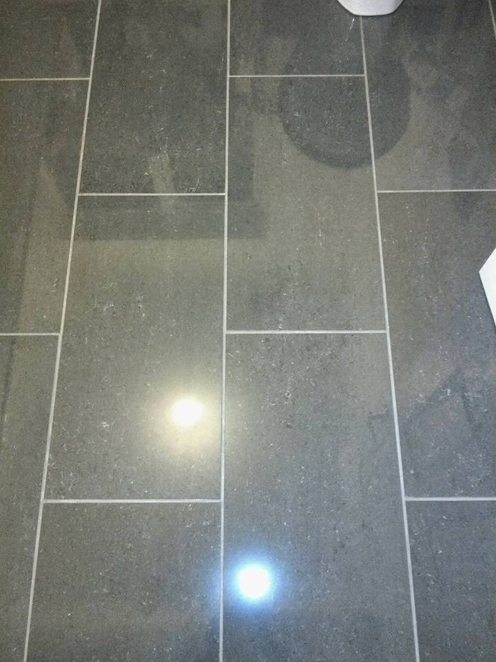 after floor cleaning service