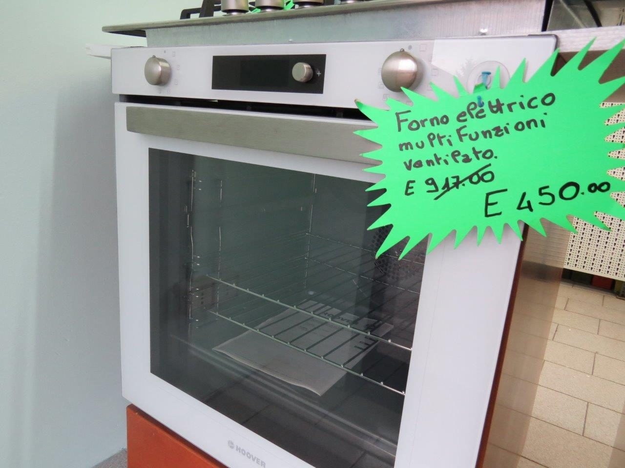 forno hoover 450€